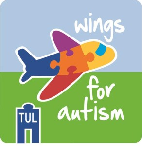 Wings for Autism logo