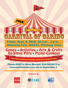 Carnival of Caring