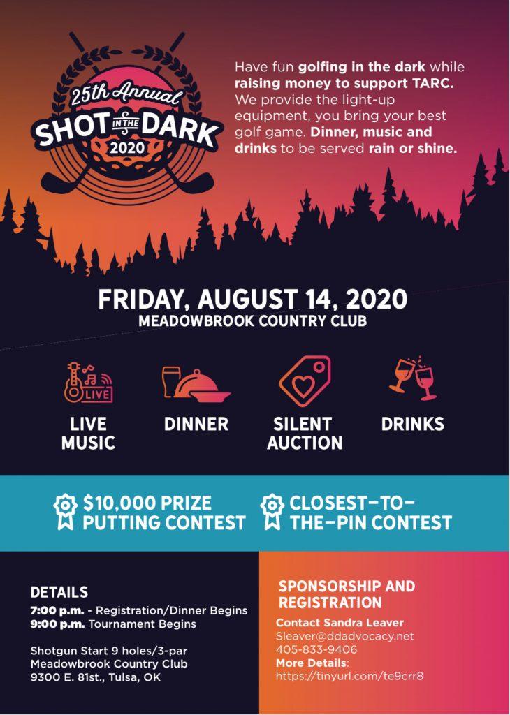 Shot in the Dark 2020